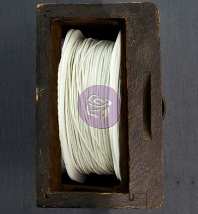 Prima Marketing Wire Thread Ivory