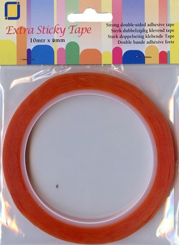 LijmTacky Glue Tape 9mm