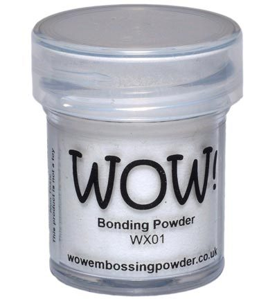 Embossingpoeder WOW bonding powder