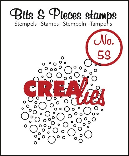 Stempels Crealies Bits and Pieces No.53