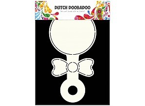 Dutch Doobadoo Cardart Rattle