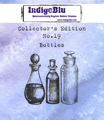 Stempel IndigoBlu Collectors No. 19 Bottles