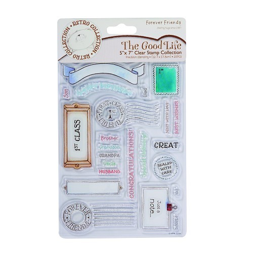 Stempel the good life