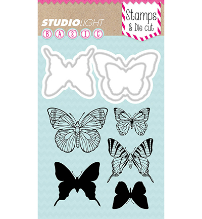 Stempel/Stans Studio Light Butterfly