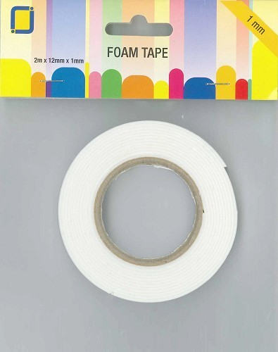 Foam tape Jeje1mm dik