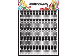 Dutch Doobadoo Paper Art Fences wit
