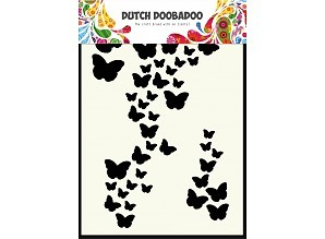 Dutch Doobadoo Mask Art A6 Butterfly