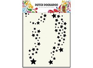 Dutch Doobadoo Mask Art A6 Stars