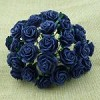 Bloem Roos 10mm Navy Blue