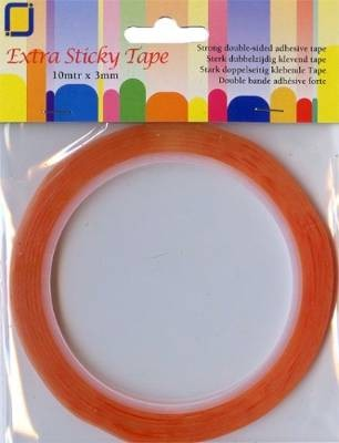 LijmTacky Glue Tape 3mm