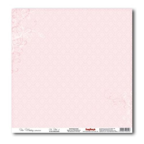 Papier Scrapberry`s In Pink 2