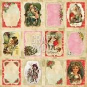 Scrappapier Craft and You Christmas Story nummer 8