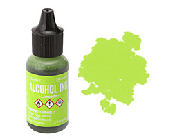 Inkt Alcohol Inkt brights Limeade